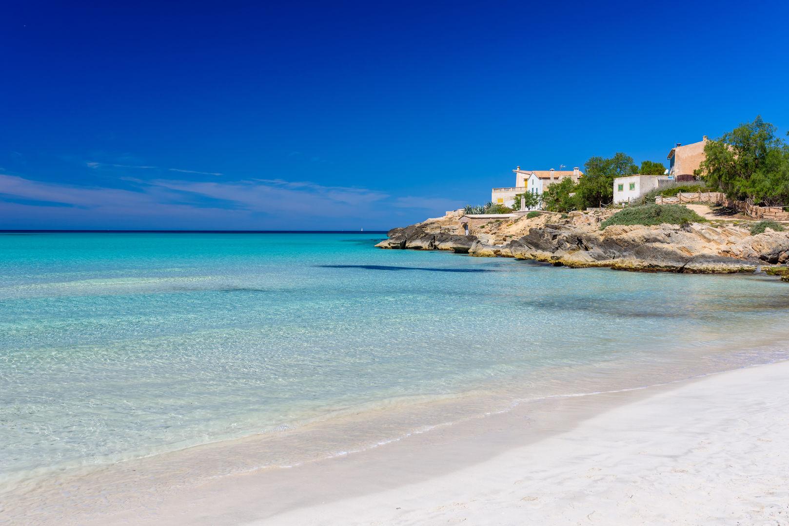 las playas más cercanas a Son Llado